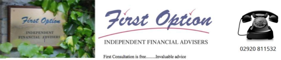 Bob Windust - First Option